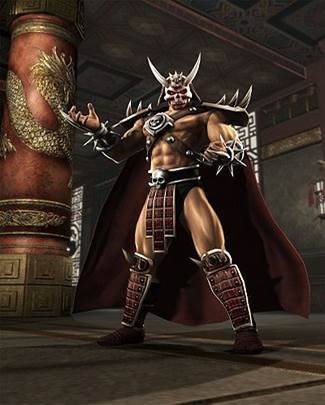 Image result for shao kahn